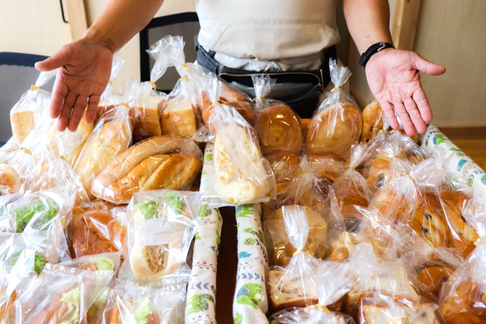 【スタッフゆるブログ】水曜日のパン屋さん